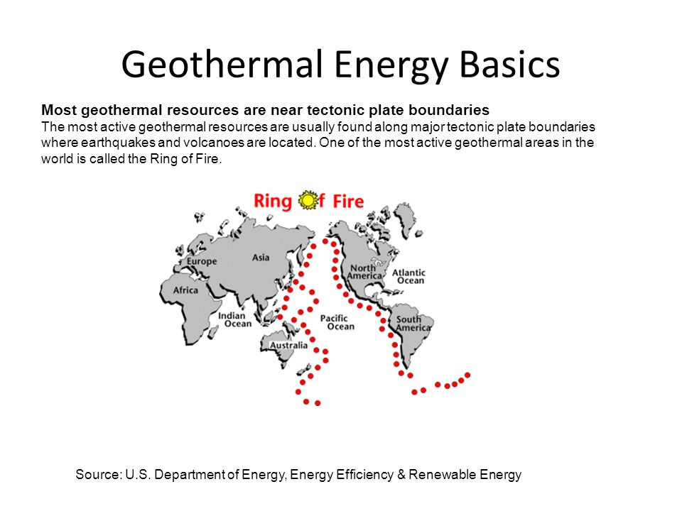 a study guide for geothermal energy A study conducted in january and february 1999 by the geothermal energy association, in conjunction with the us department of energy, highlights the vast, untapped potential for geothermal power in central america.