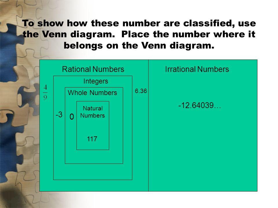 Real Number System Ppt Video Online Download