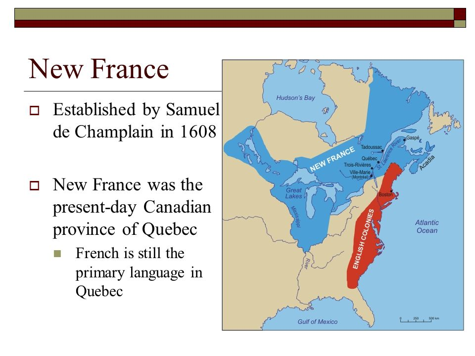 The french in the new world ppt download 2 new france established gumiabroncs Images