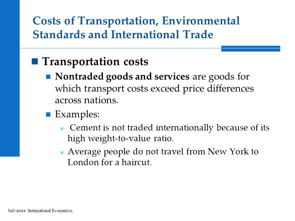 6 Economies Of Scale Imperfect Competition And International Trade