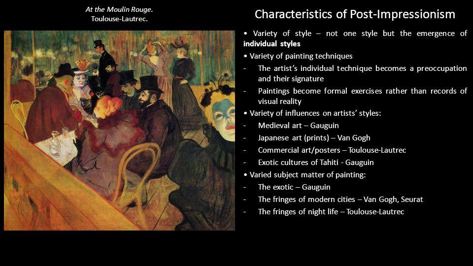 Post Impressionism Symbolism Ppt Video Online Download