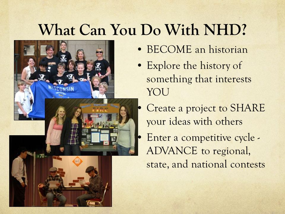 what is national history day ppt download