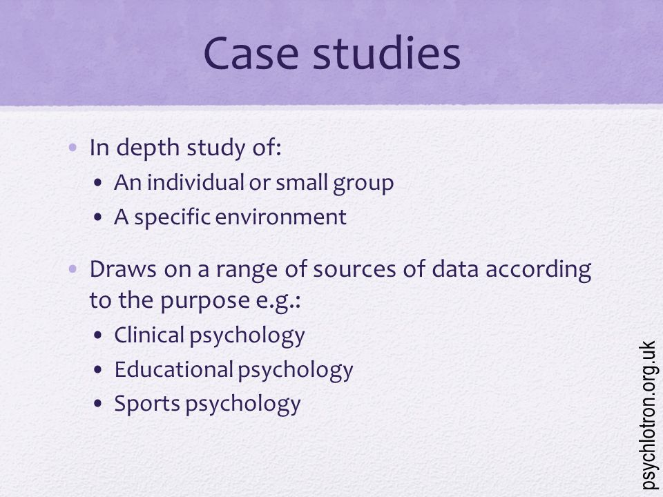 What is a Case Study? - Research & Examples - Video ...