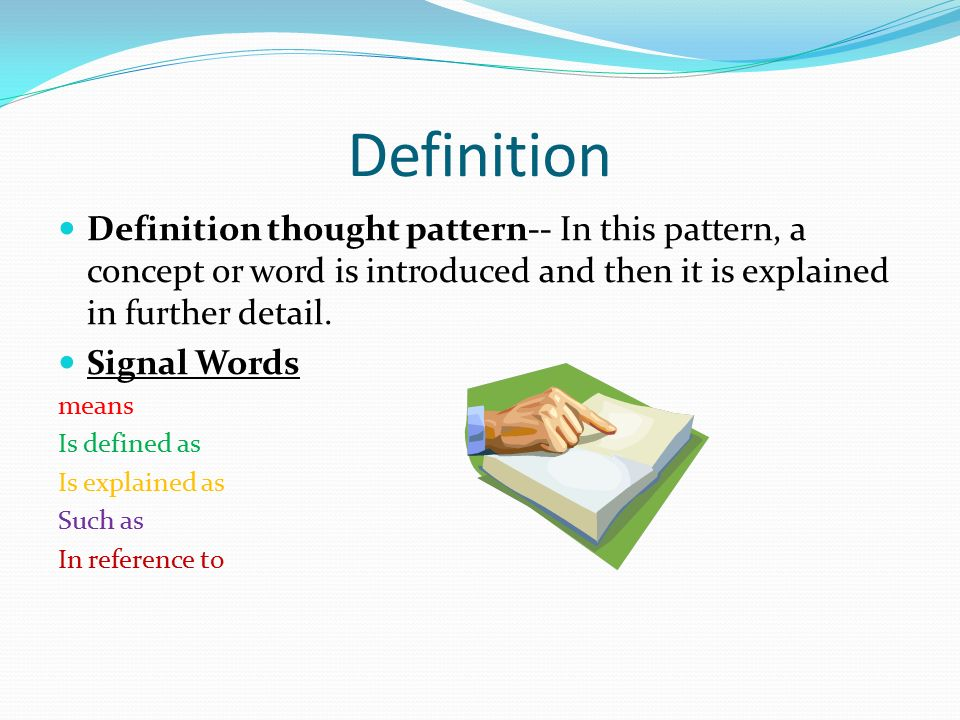 Thought Patterns Cause And Effect GeneralizationExample Amazing Patterns Definition