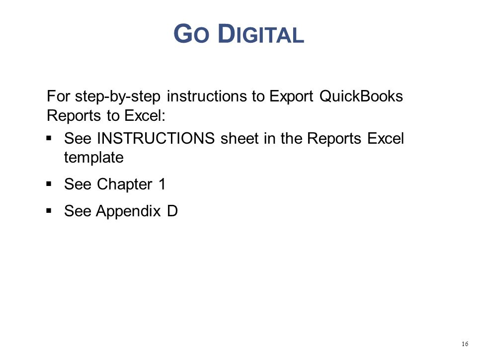 Computer Accounting With Quickbooks Ppt Download
