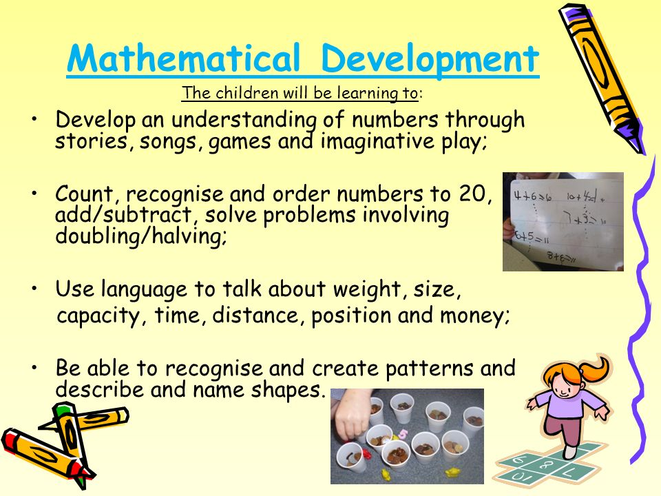 Mathematical Development