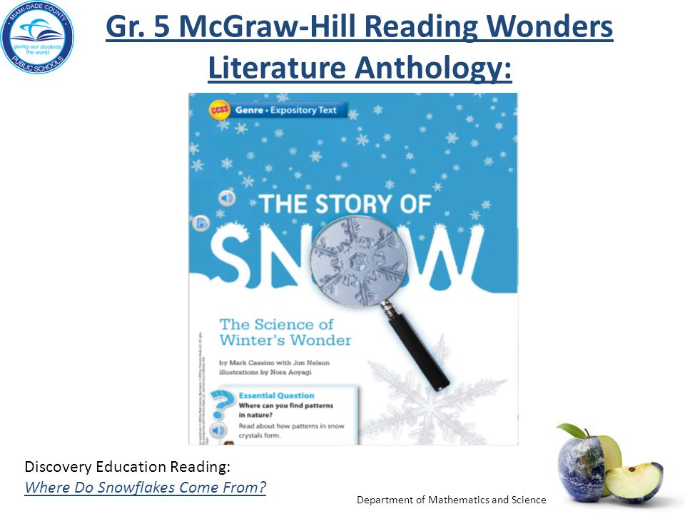 Claim-Evidence-Reasoning (CER) How do snowflakes form? - ppt