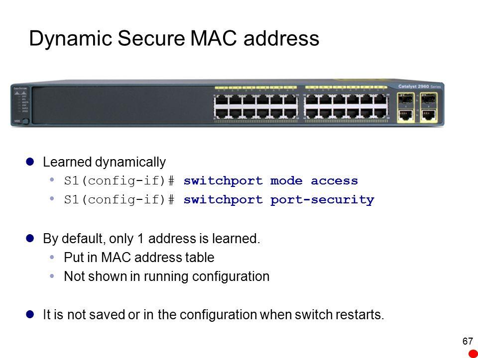 Destination Address (MAC) - ppt download