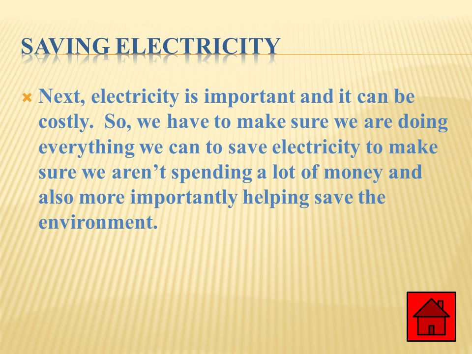 Save electricity powerpoint ppt templates background slides and.