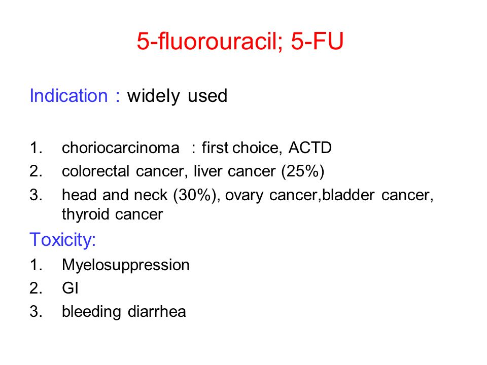 5 Cancer Fu In Liver Use