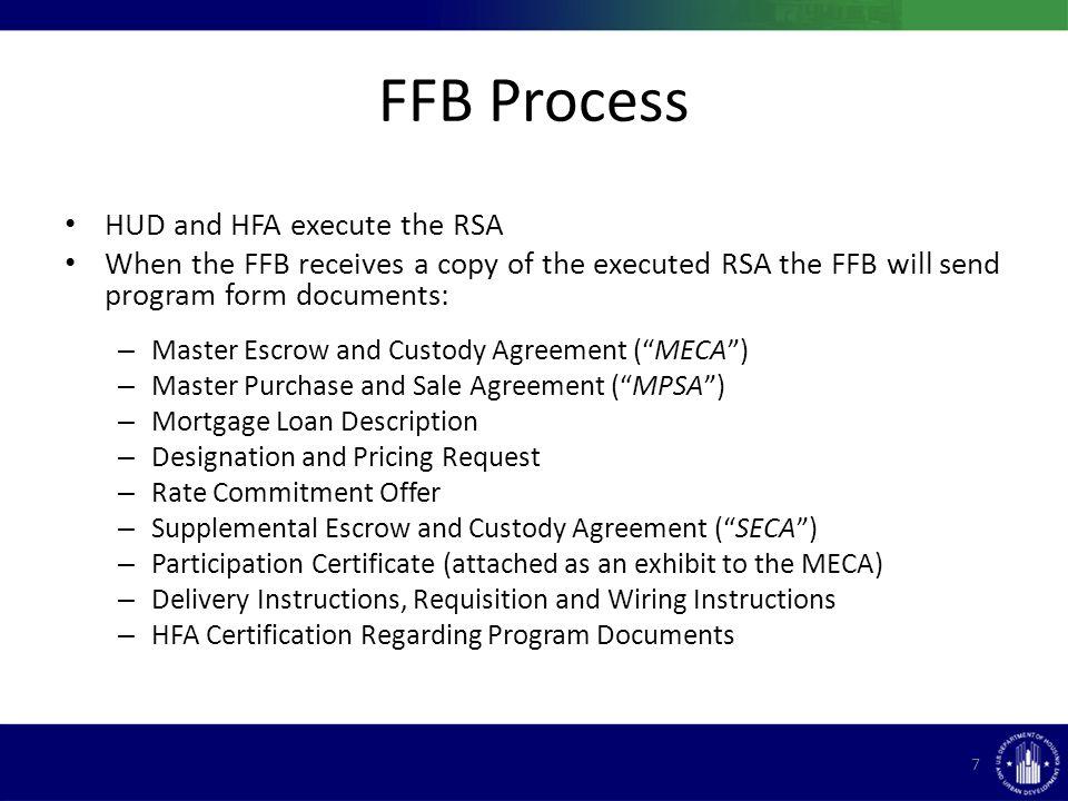 Federal Financing Bank Hud Financing Ppt Video Online Download