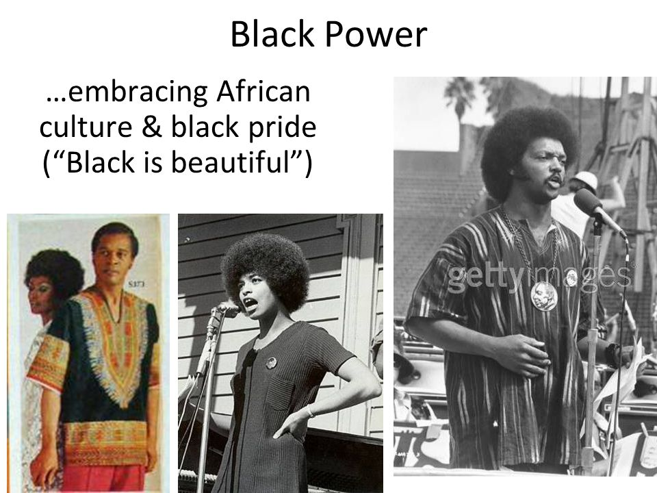 black is beautiful speech