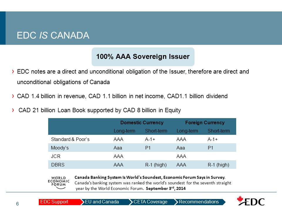 CETA – OPPROTUNITIES AND RECOMMENDATIONS - ppt video online