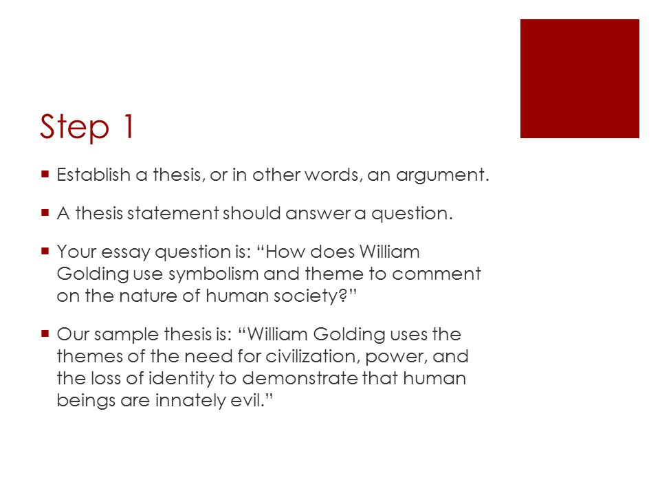 evils of society essay