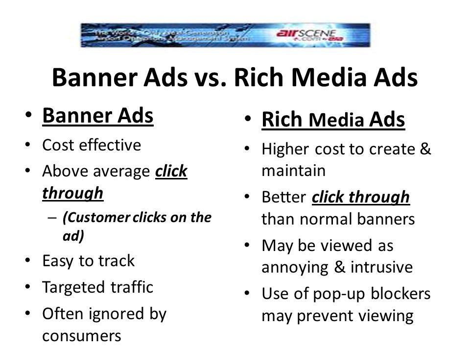 4 Banner Ads