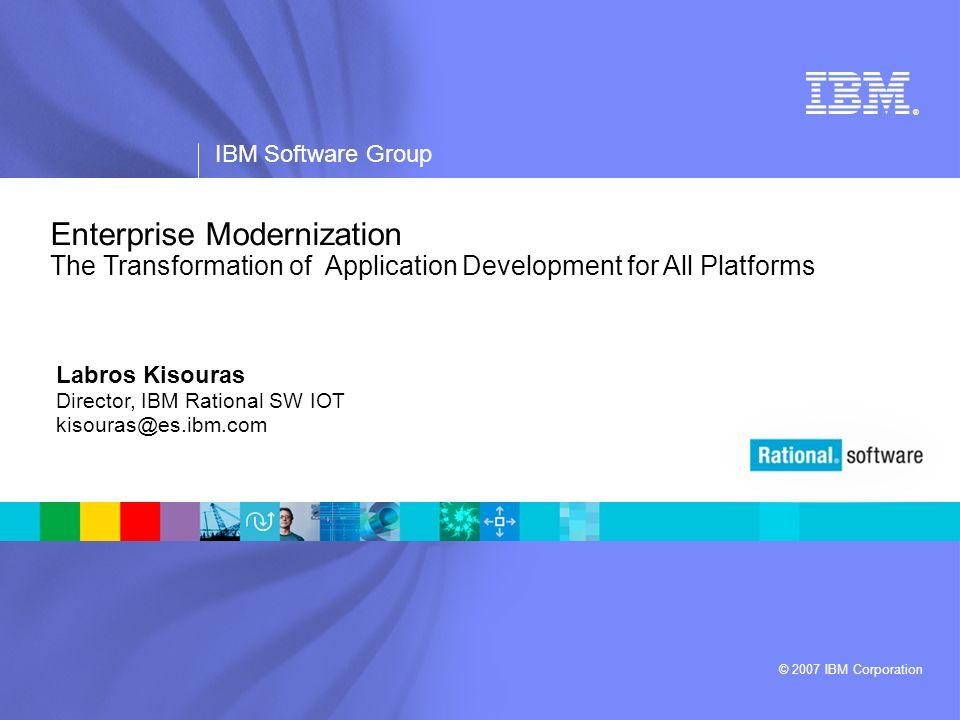 Enterprise Modernization - ppt download