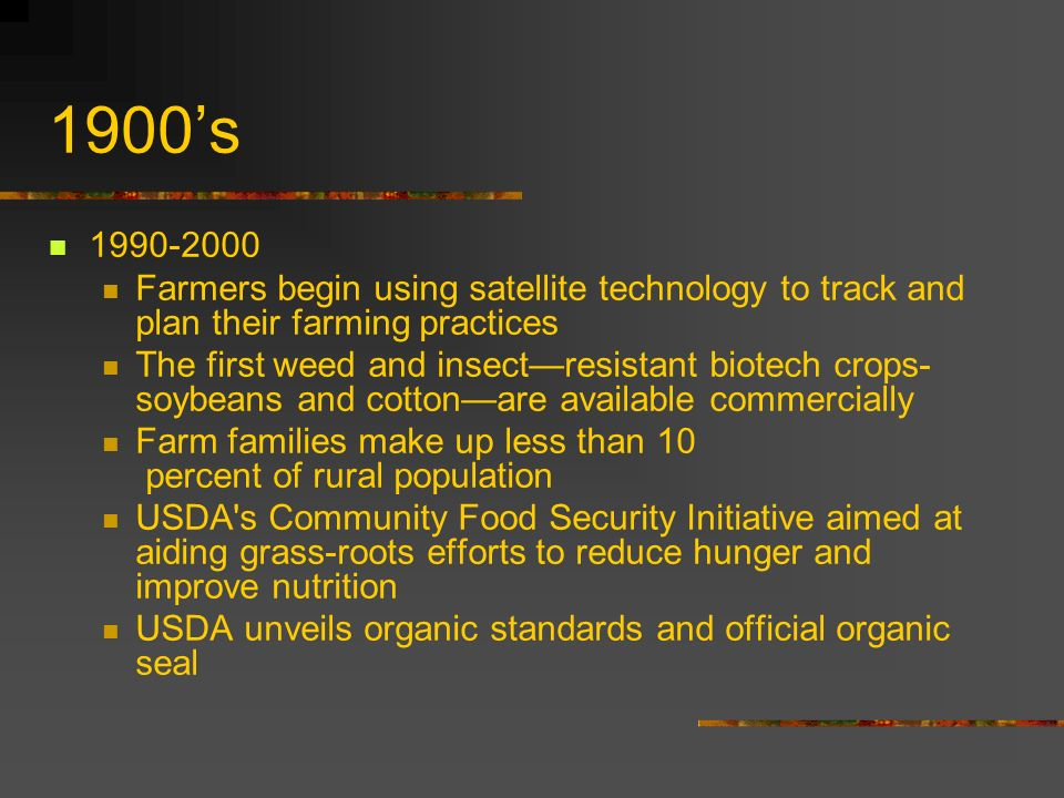history of world agriculture pdf