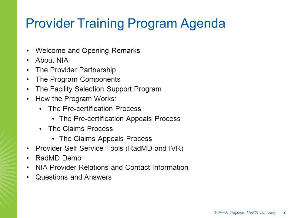 WellPath Provider Training Program. - ppt video online download
