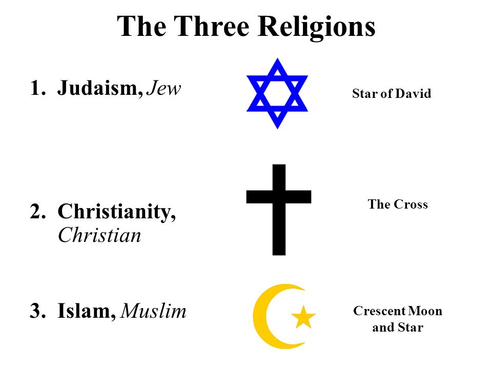 Judaism Christianity And Islam Ppt Video Online Download