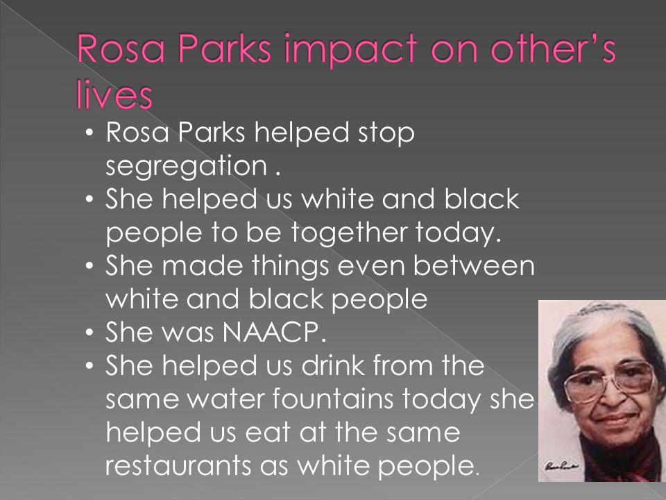 Rosa Parks Character Traits Character Analysis 2019 01 16