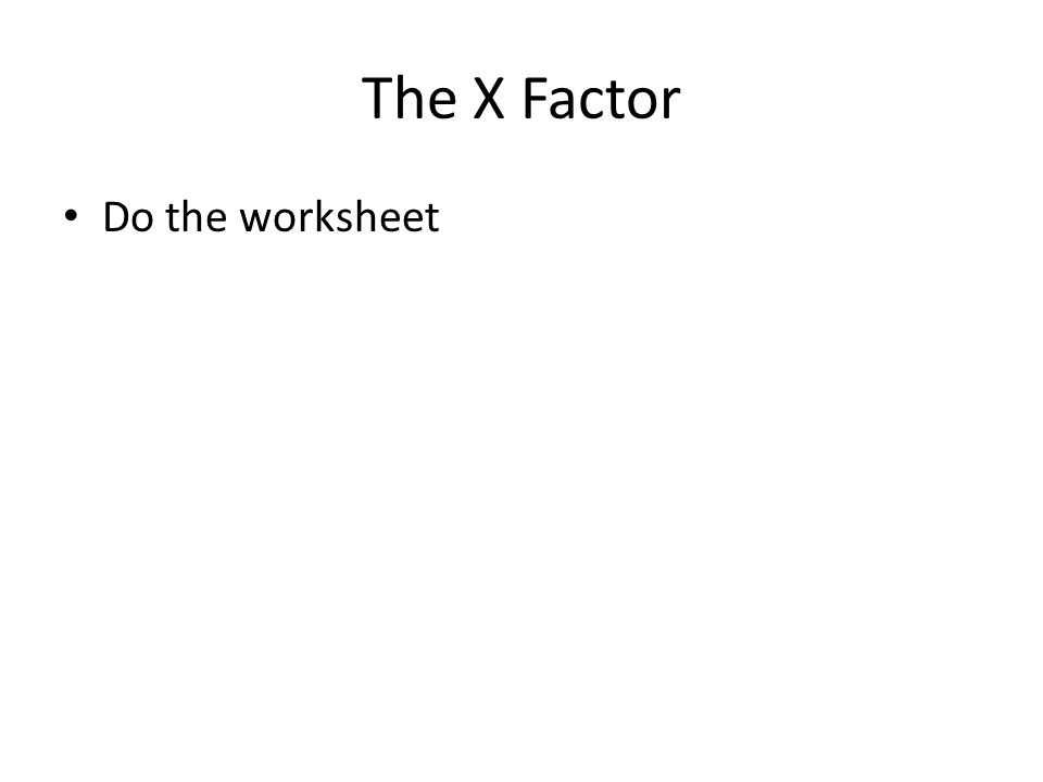 6.4 and 6.5 Factoring Trinomials - ppt download