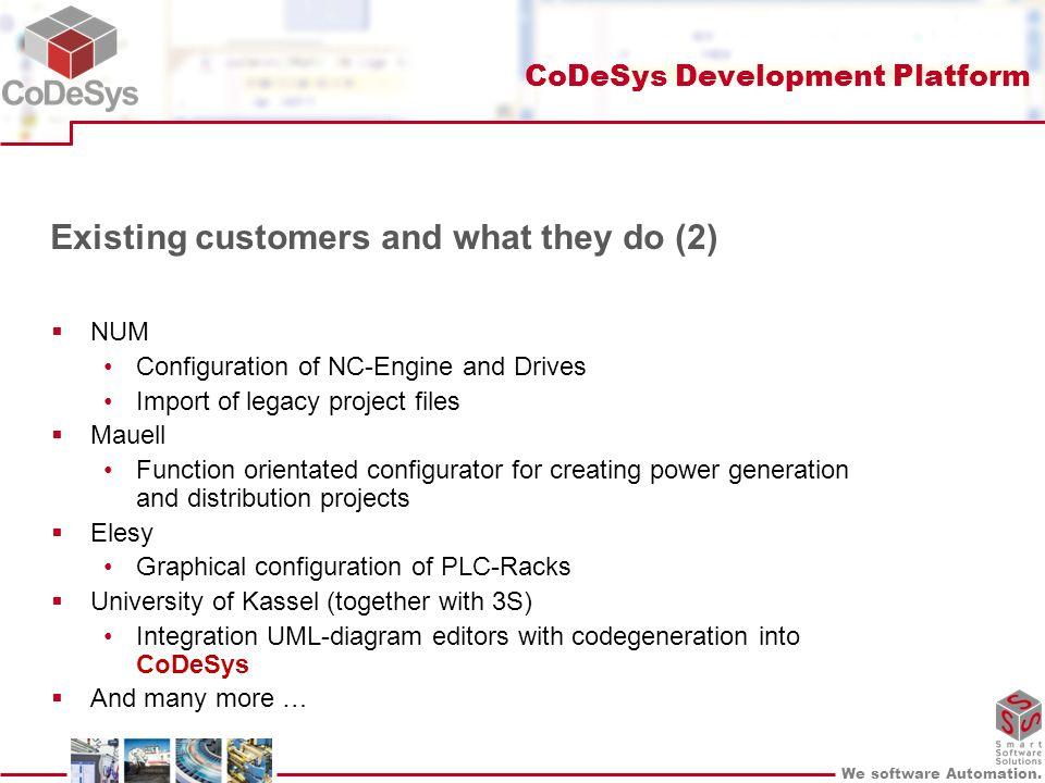 CoDeSys Development Platform - ppt video online download