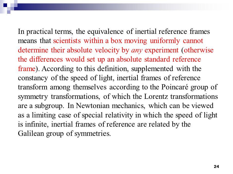 Frame of Reference. - ppt video online download