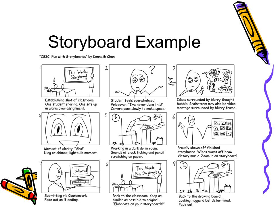 let u2019s explore how to storyboard