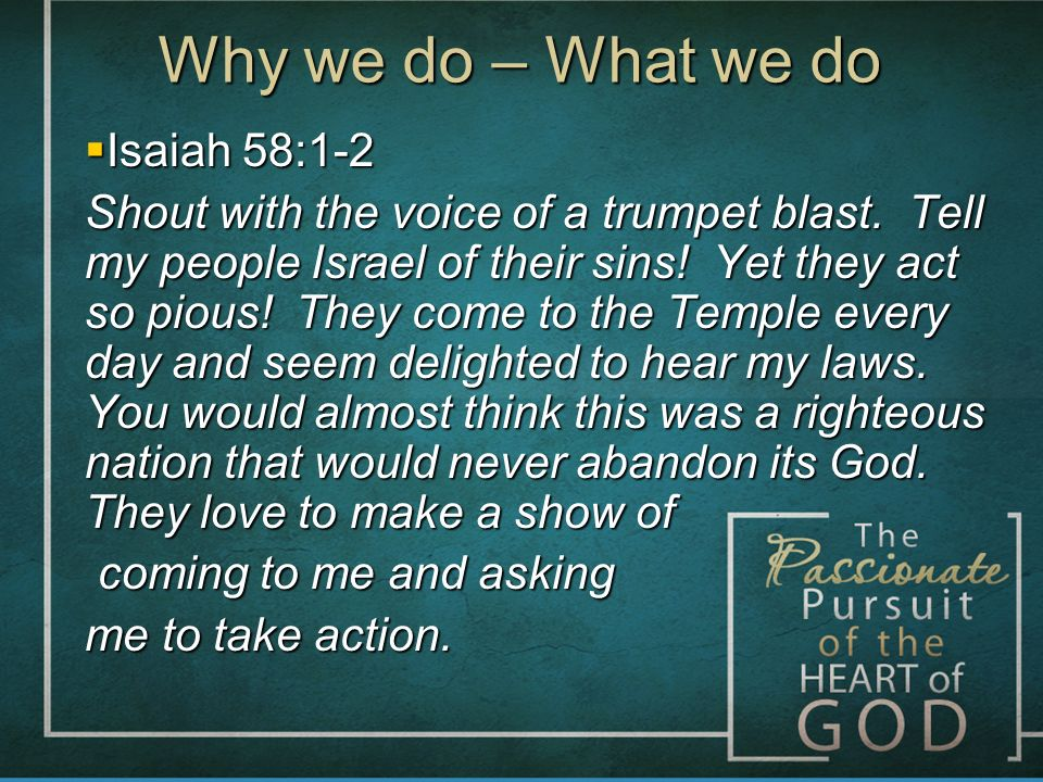 Image result for Isaiah 58:1