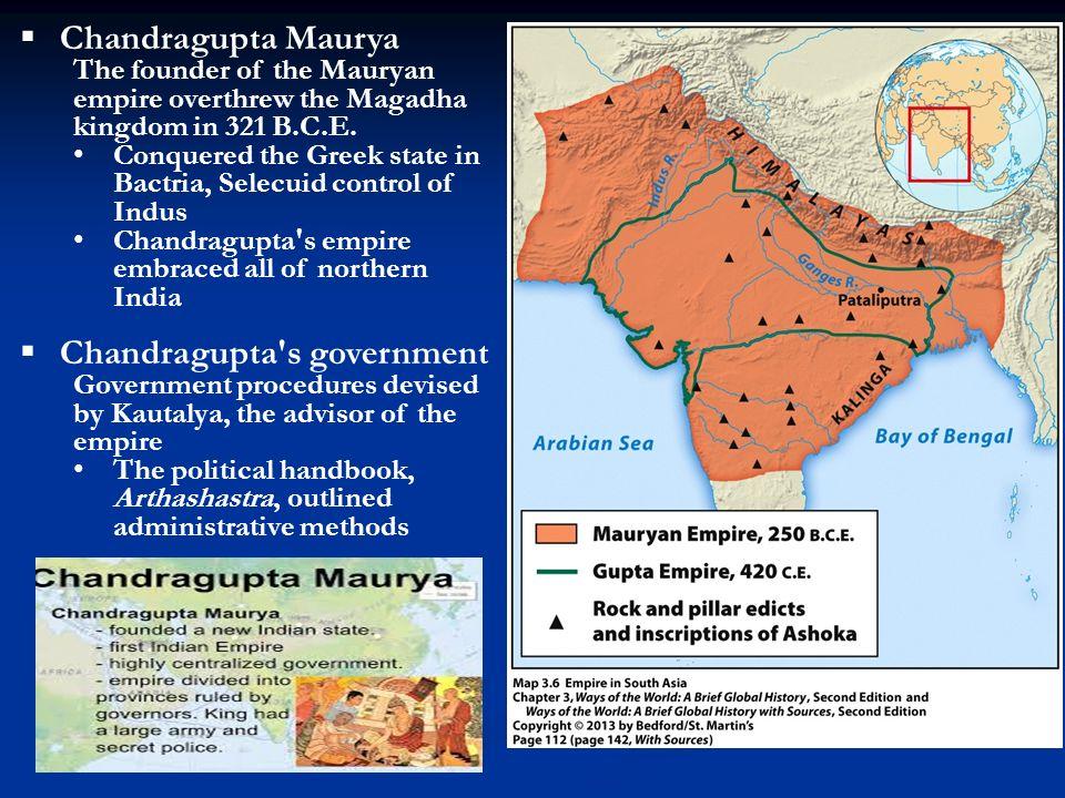 magadha empire history