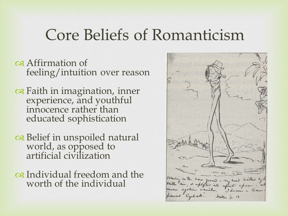 Image result for Romanticism emerson