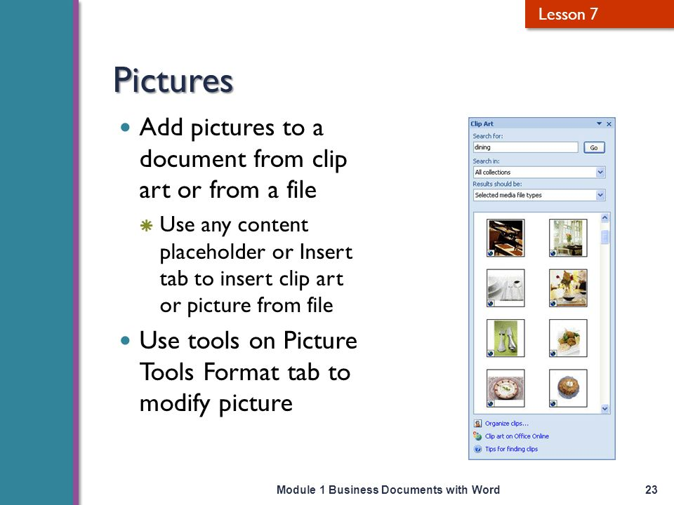 Business Documents With Word Ppt Video Online Download - Business document format