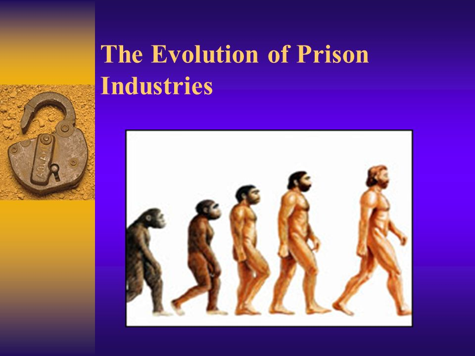 The Evolution of Prison Industries