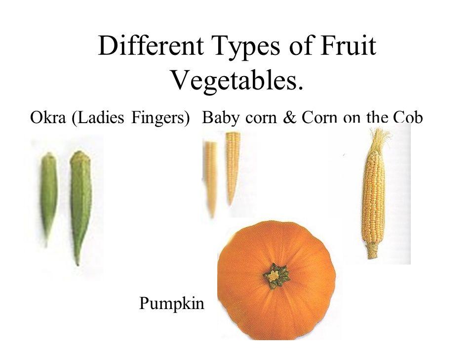 Basic Vegetables dishes