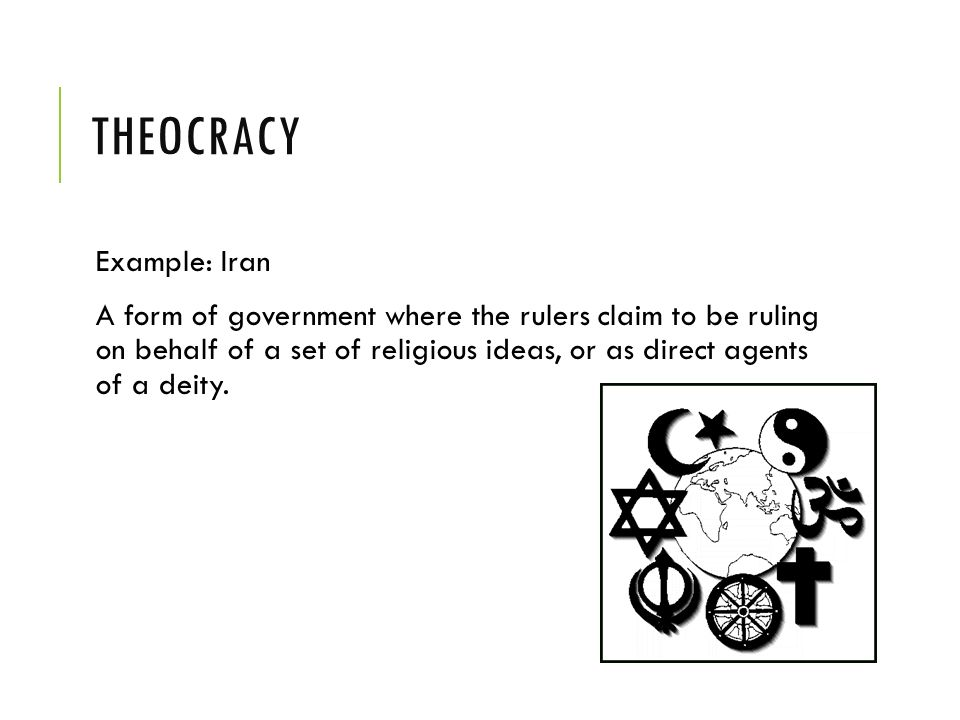 Example Of Theocracy Images Example Cover Letter For Resume