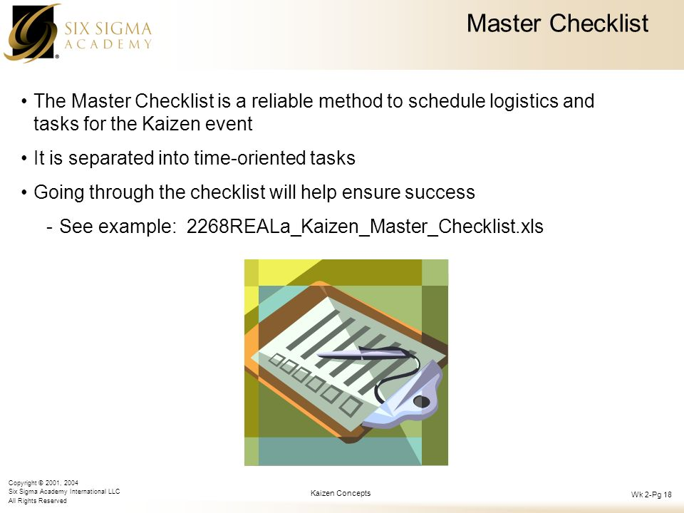 The Breakthrough Strategy Process Check - ppt video online download