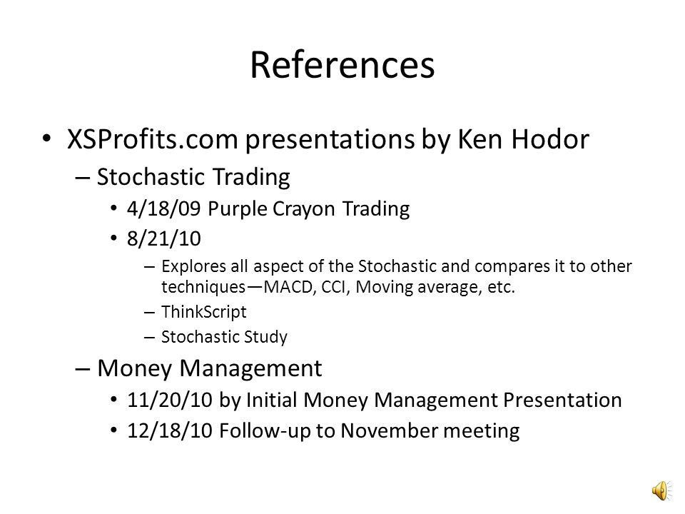 Money Management: Key to 90% of Gains - ppt download