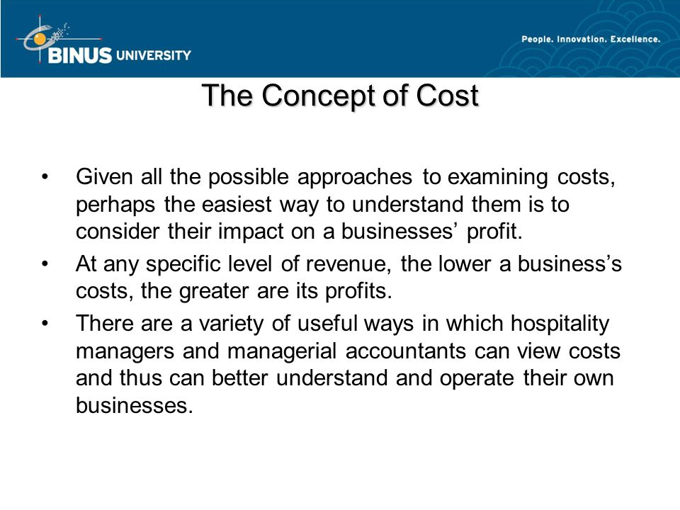 Managerial Accounting For Costs Chapter 9 Ppt Download
