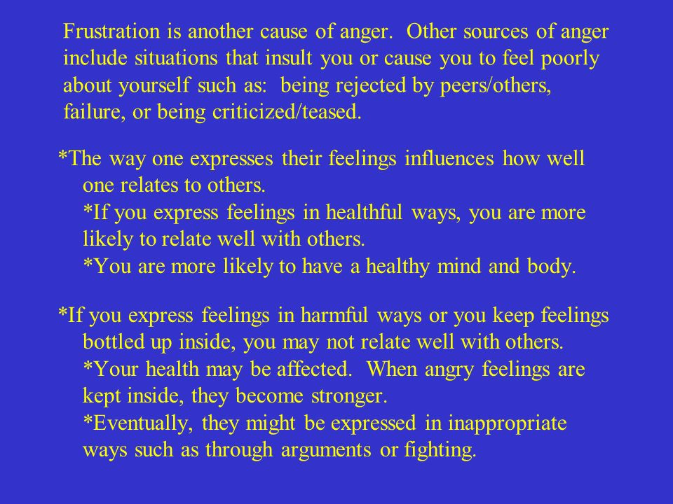 why anger is bad for your health