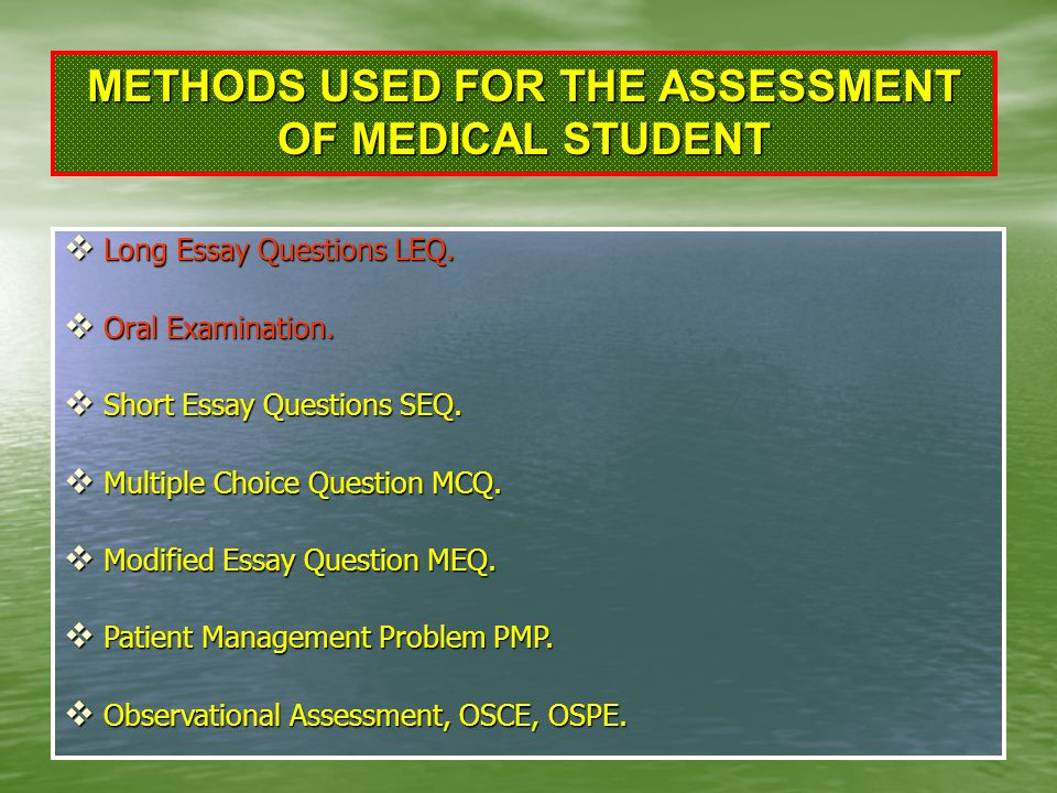 OSCE Objective Structured Clinical Examination - ppt video online