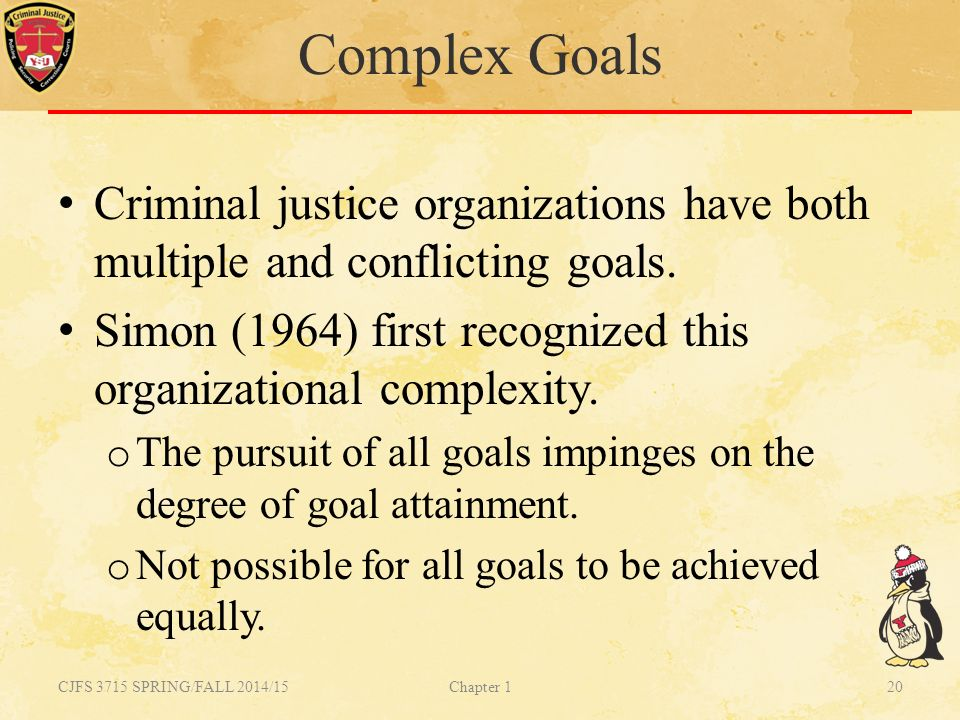 how does conflict management affect criminal justice organizations The criminal justice system in usa - the criminal justice system in the united states of america was established with noble intentions the basis of the system can be traced back from the first book of the bible genesis, and the story of cain and able.