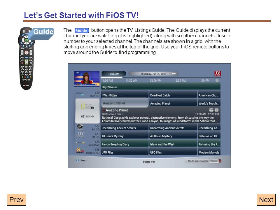 Getting Started: Remote Control - ppt download