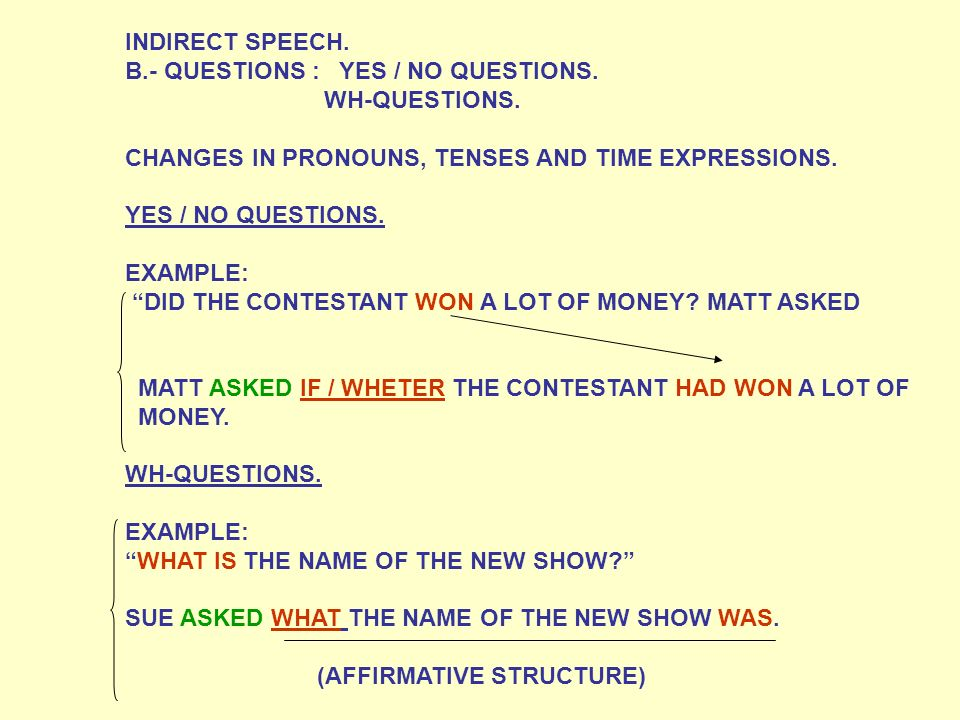 how to structure a speech for english
