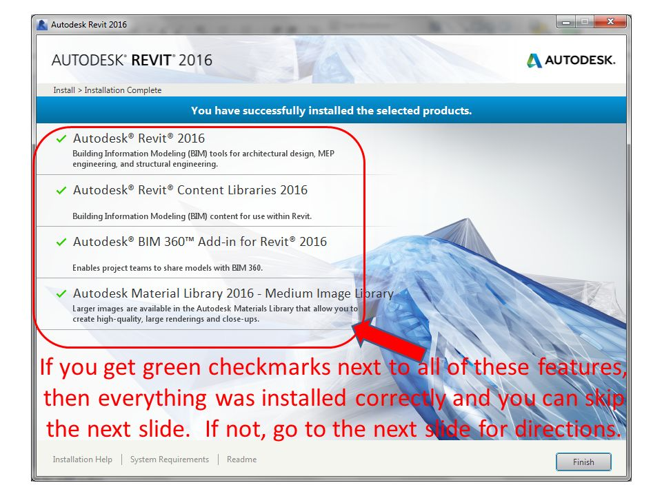 Downloading and Installing Autodesk Revit ppt download
