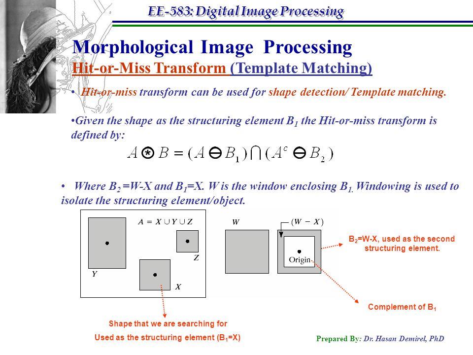 Morphological Image Processing - ppt video online download