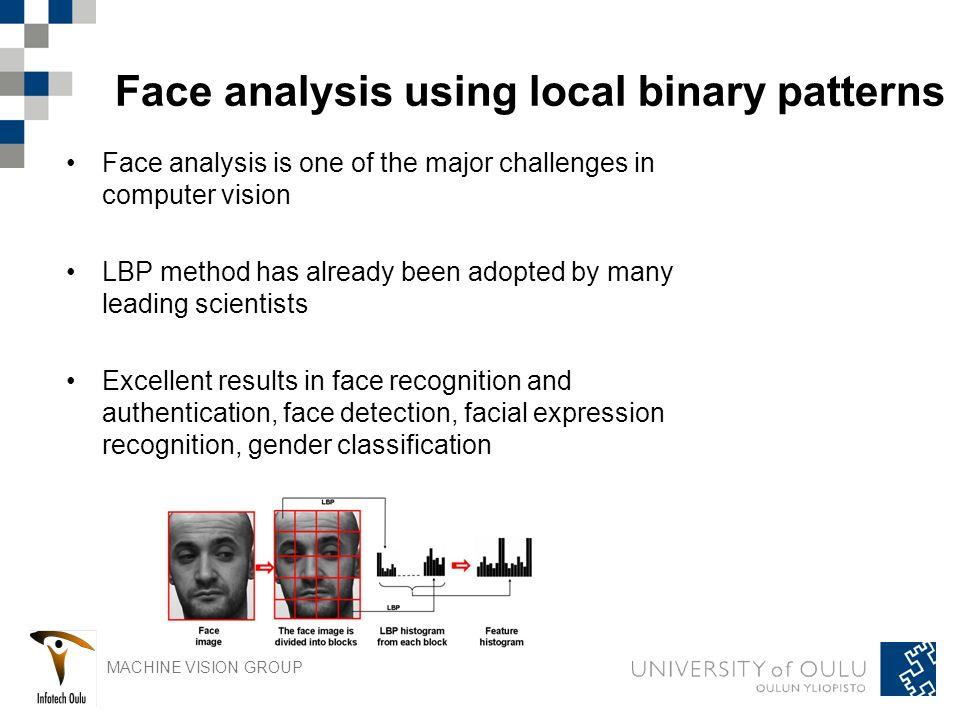 Local Binary Patterns Histograms