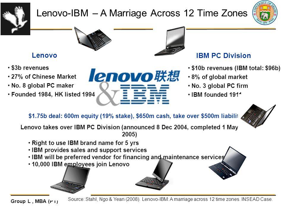 lenovo and ibm strategic alliance