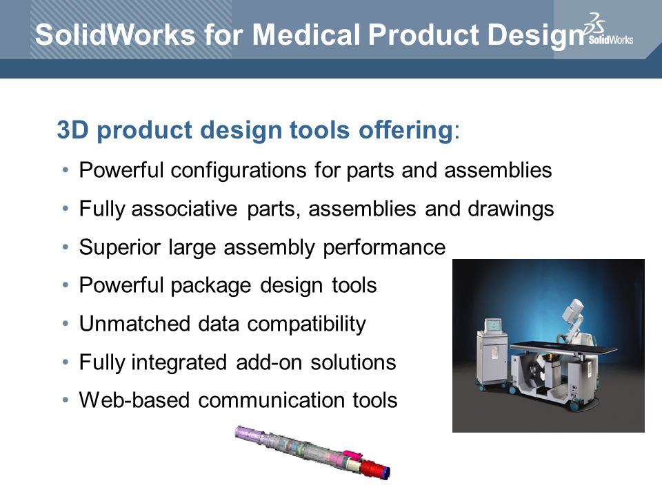 SolidWorks® for Medical Product Design - ppt download