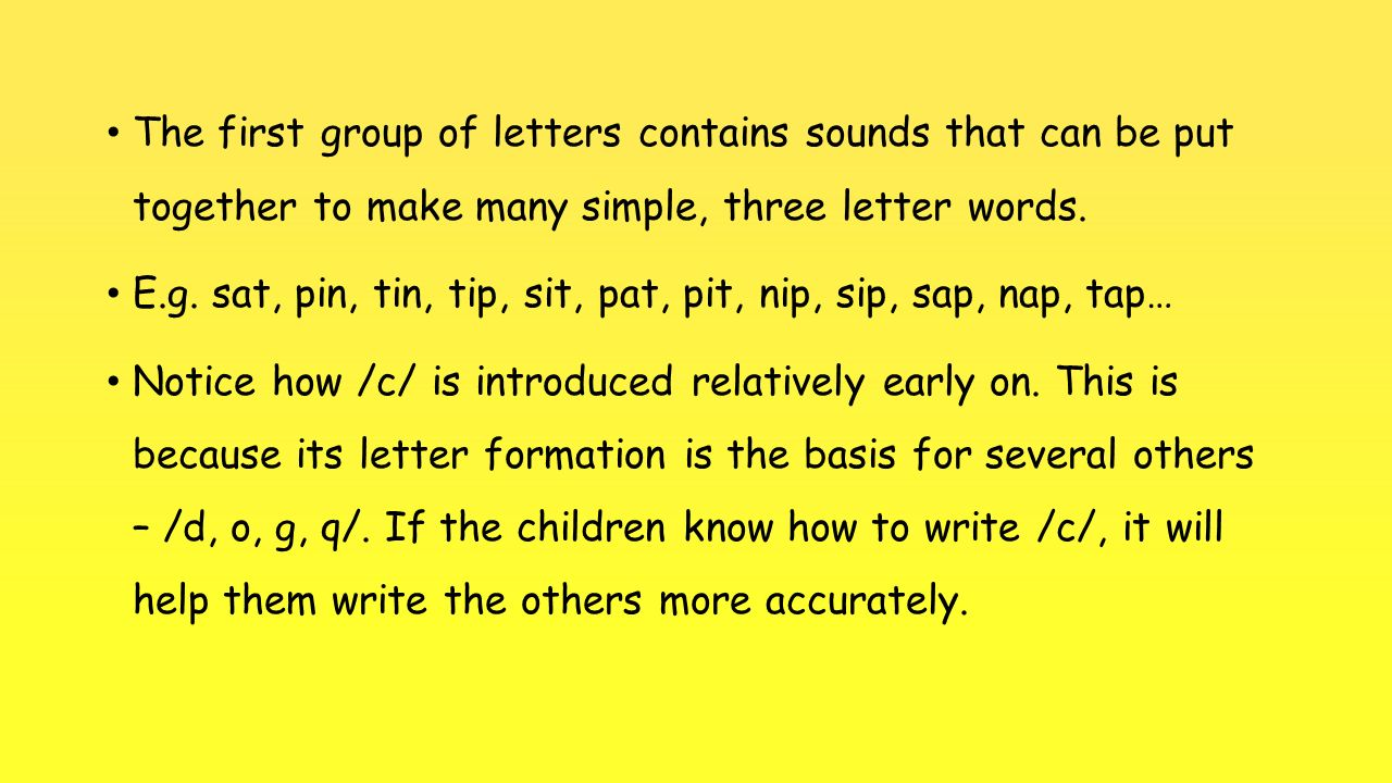 What Is Phonics Phonics Is Recommended As The First Strategy That