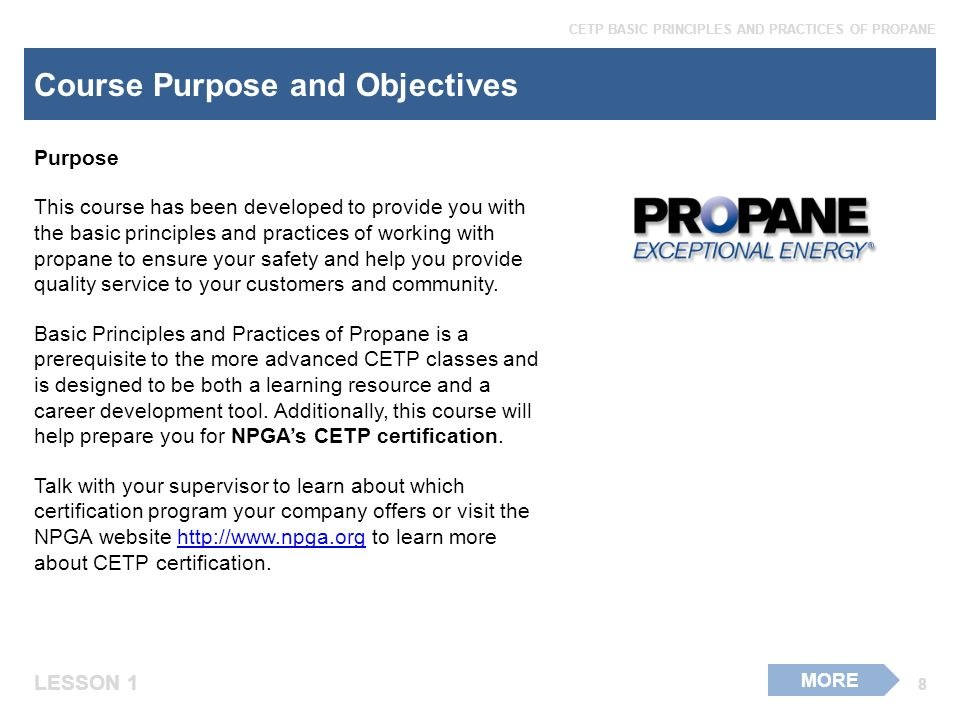 Basic Principles And Practices Of Propane Ppt Download